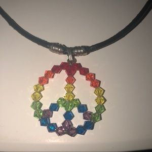Accessories - Peace Sign Necklace